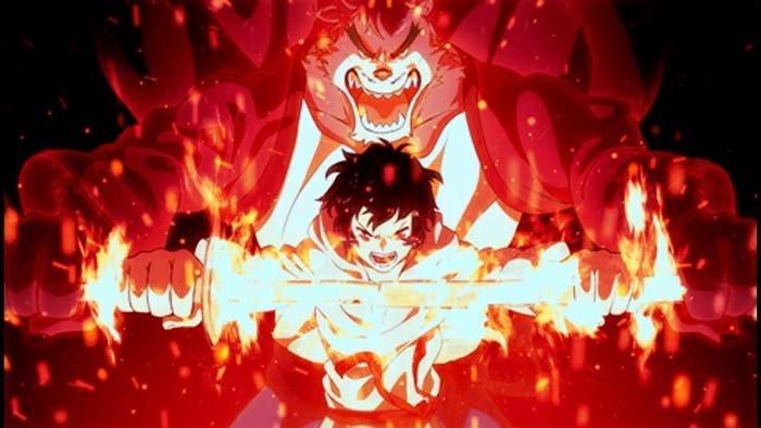Bakemono no Ko Epic Battle
