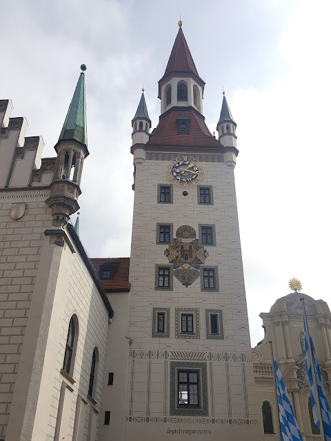 Altes Rathaus - Antiga prefeitura - Munique - Alemanha