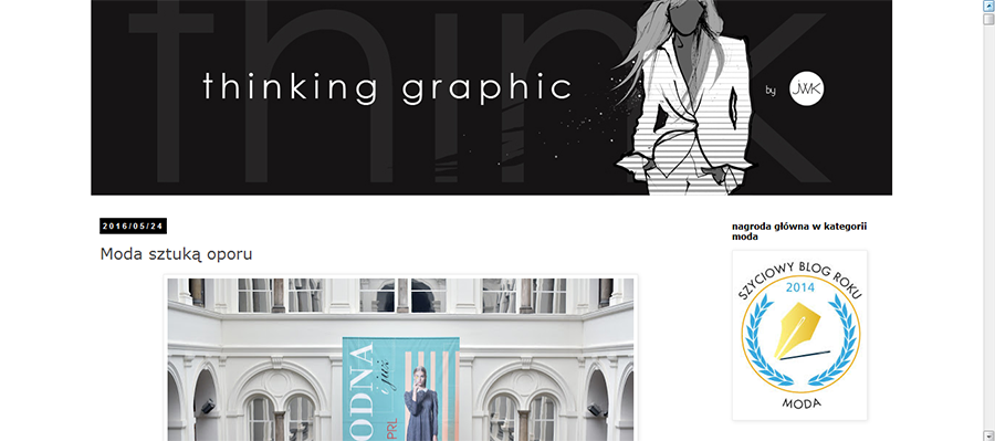 http://www.thinkinggraphic.pl/2016/05/moda-sztuka-oporu.html