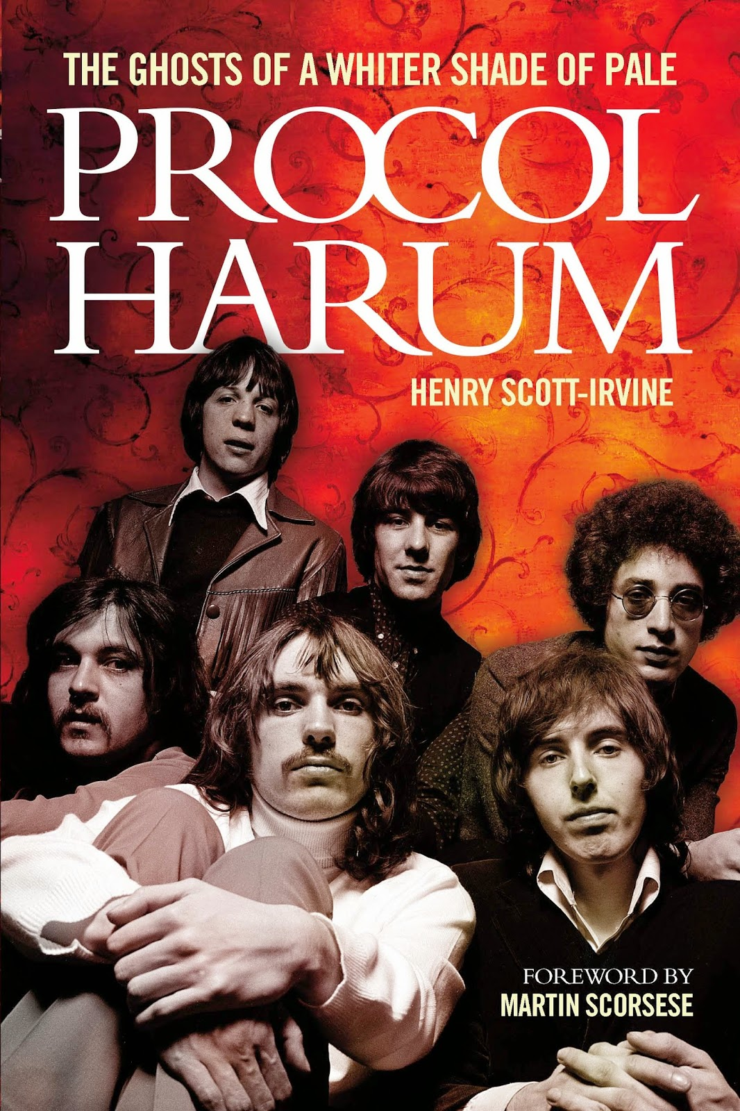 Jigsaw Puzzle Maker >> Just Backdated: PROCOL HARUM – A Whiter Shade Of Pale, Part 1