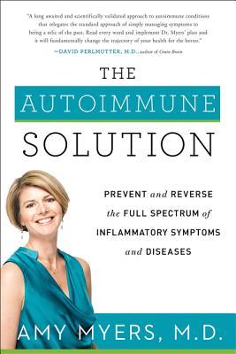 The Autoimmune Solution: Prevent and Reverse the Full Spectrum of Inflammatory Symptoms and Diseases by Amy Myers is a non-fiction book about autoimmune diseases involving the strict Autoimmune Paleo Protocol  diet with supplements.   This book gets 4 out of 5 stars in my book review.  It's well written, but it lacks studies being documented or referenced.  Alohamora Open a Book http://www.alohamoraopenabook.blogspot.com/