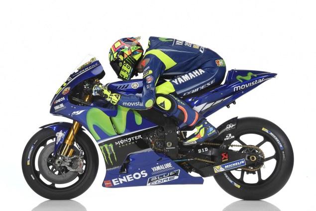 Movistar Yamaha MotoGP 2017 Di Lancarkan Di Madrid