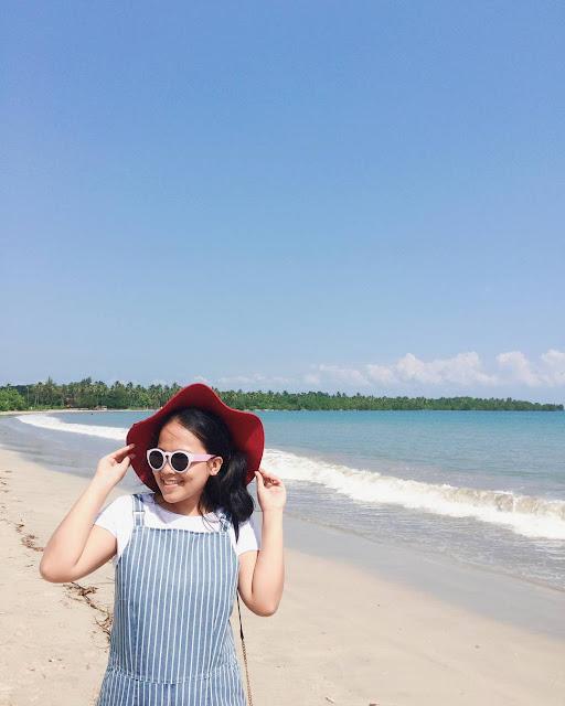 Ujung Kulon National Park is tourist destination in Banten