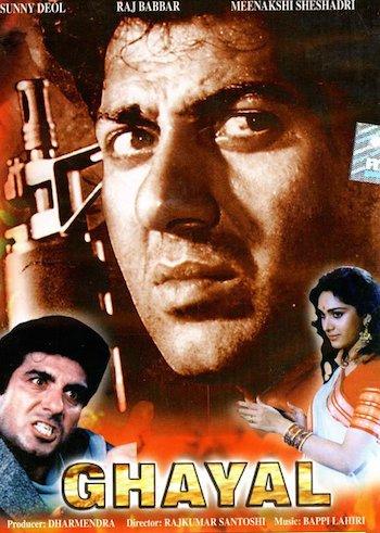 Ghayal 1990 Hindi Movie Download