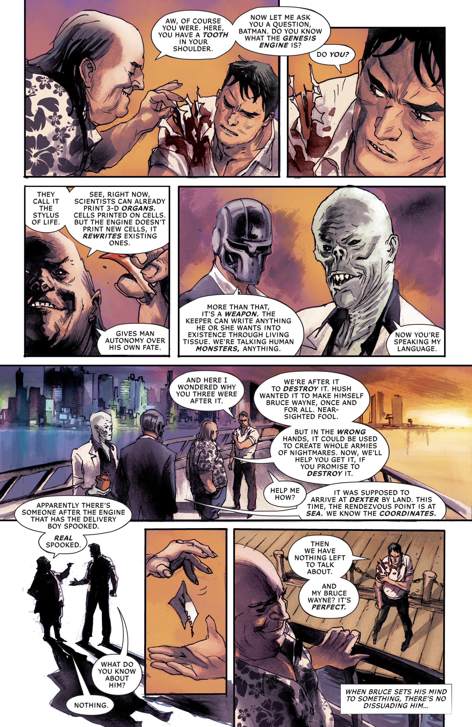 Read online All-Star Batman comic -  Issue #11 - 15