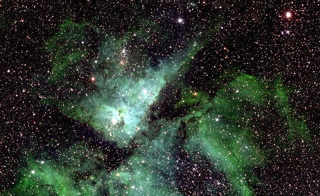 a maior foto da Via Láctea