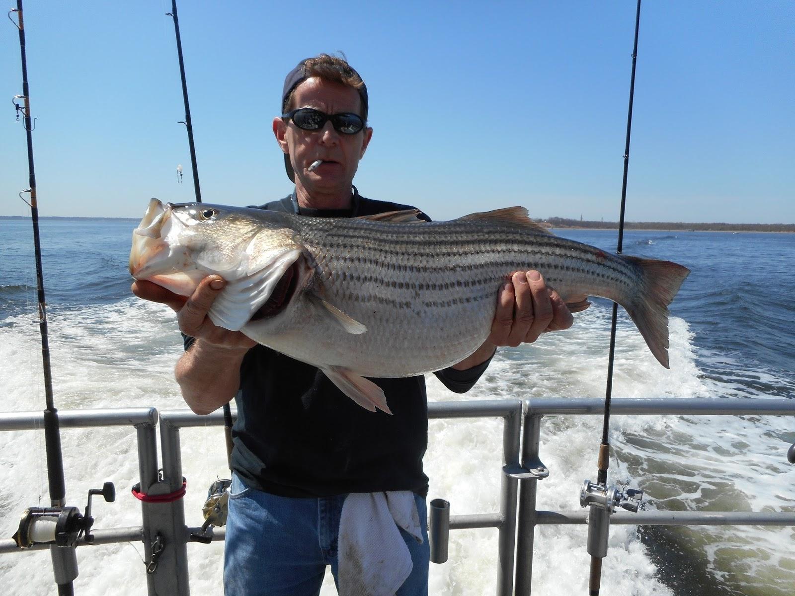 Nj salt fish 2016 04 17 seahunter atlantic highlands for Atlantic highlands fishing report