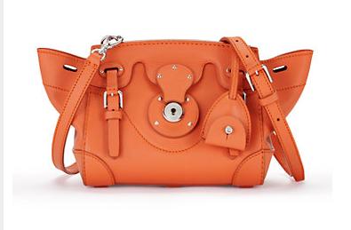 Ralph Lauren's Mini Soft Ricky Crossbody Bag