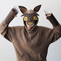 http://www.ohohdeco.com/2013/04/diy-wolf-costume.html