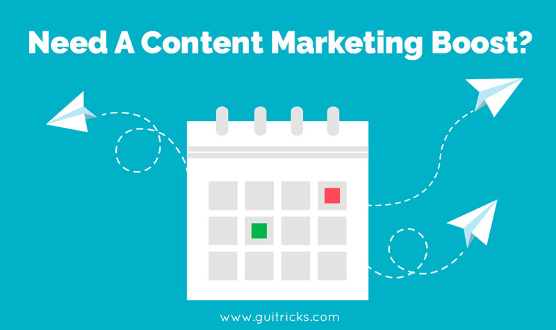 Need A Content Marketing Boost?