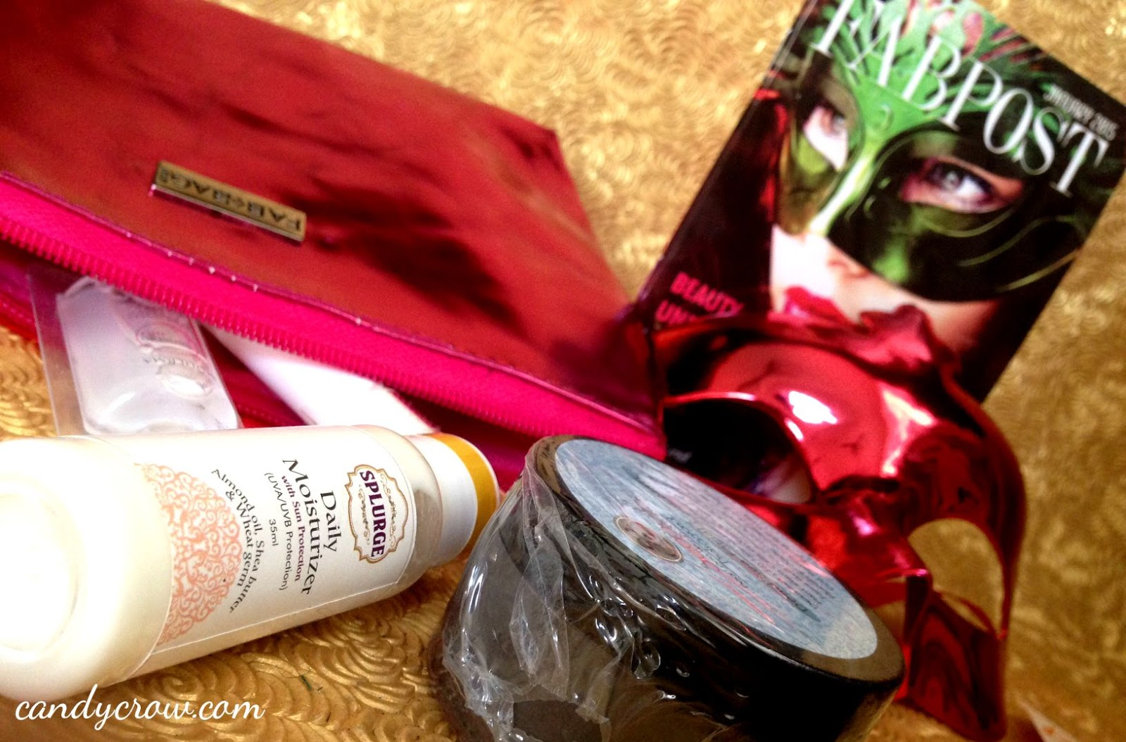Fab Bag January 2015 Review