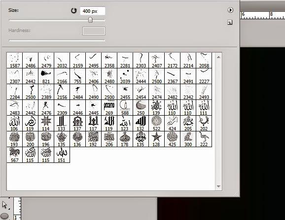 Tutorial Membuat Kaligrafi Islam Menggunakan Photoshop