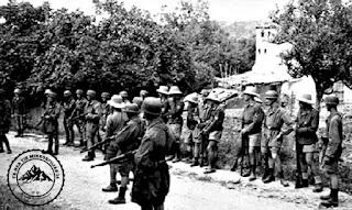 """Σαν σήμερα """"Η Σφαγή του Κομμένου"""" 16 Αυγούστου 1943."""