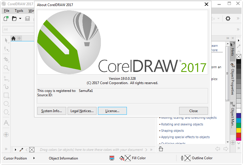 CorelDRAW Graphics Suite 2017 v19 0 0 328 Multilingual | Atya2