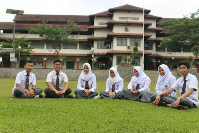 Kenyaman Dalam Asrama Islamic School Bogor