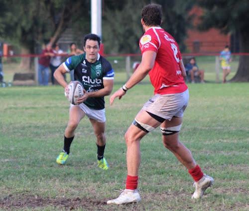 Tucumán Rugby aprovechó los errores del Rojo