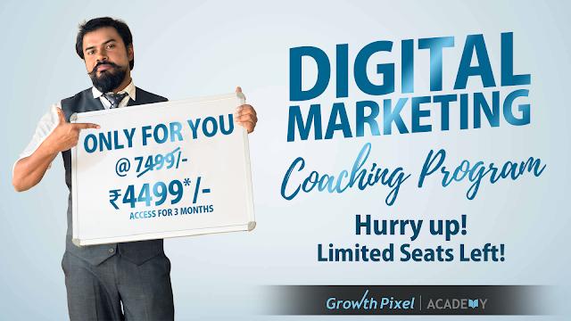 Social Media Post for Digital Marketing Course