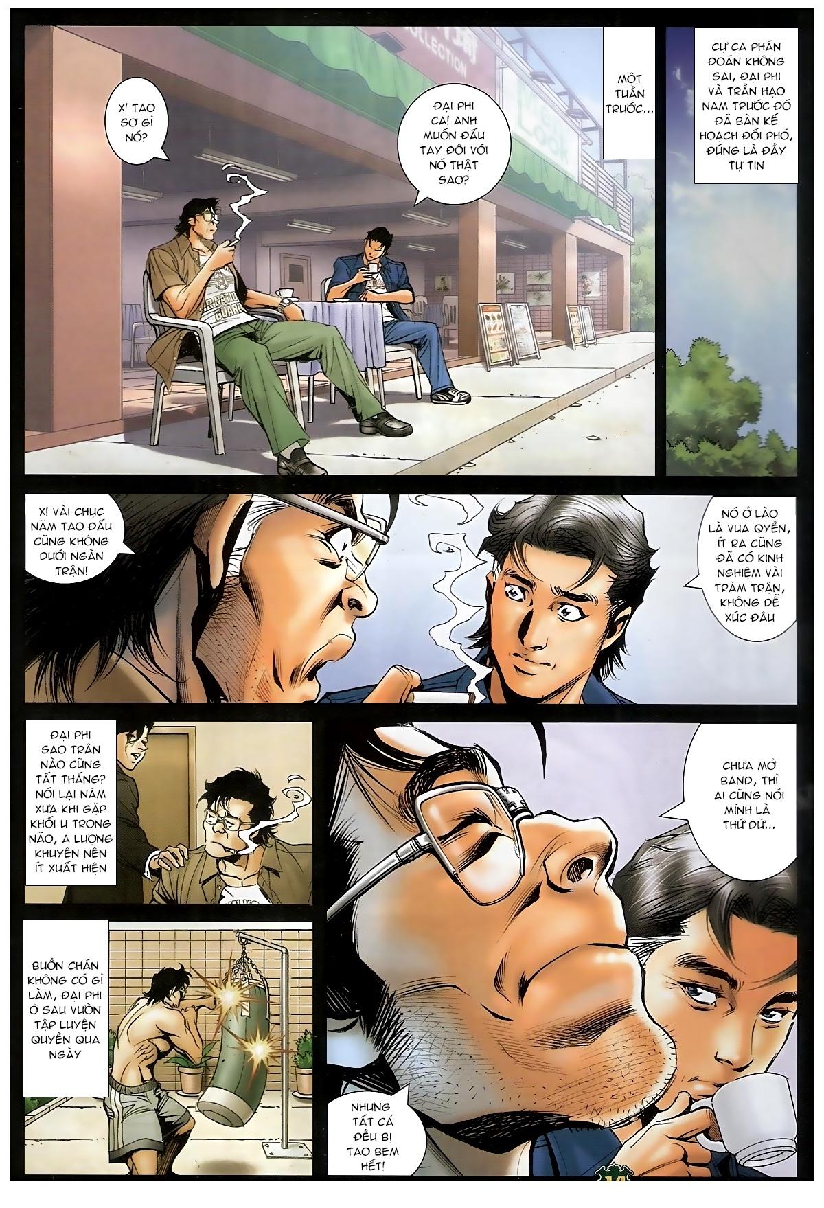 Người Trong Giang Hồ - Chapter 1549: Chơi bẩn - Pic 13