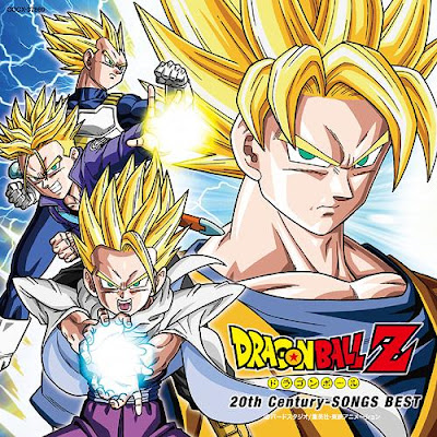 Dragon Ball Z 20th Century - Songs Best Discografia