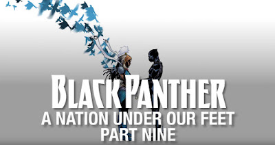 """BLACK PANTHER: A NATION UNDER OUR FEET"