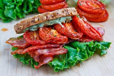 Slow Roasted Tomato BLT