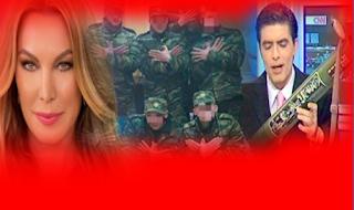 ΜΕΓΑΛΗ ΞΕΦΤΙΛΑ ΑΠΟ ΤΗΝ ΤΑΤΙΑΝΑ! Στηρίζει τους 7 Αλβανούς φαντάρους που ξεφτίλισαν τη στολή του Έλληνα στρατιώτη...
