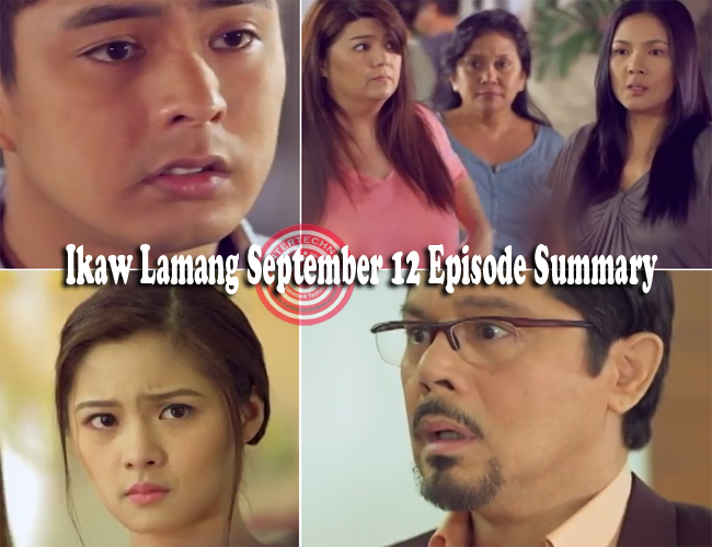 Connected by Chances Happens on ABS-CBN's Ikaw Lamang September 12 Episode