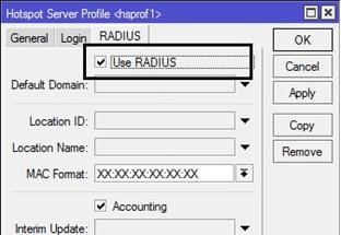 Cara Setting User Manager Hotspot Mikrotik