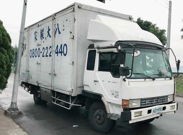 10.5噸箱型大貨車