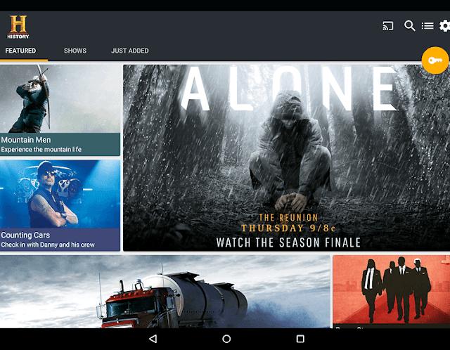 Ini Dia Cara Melakukan Streaming Film dan Acara TV Secara Gratis di Android 3