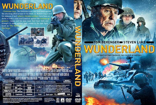 Wunderland DVD Cover
