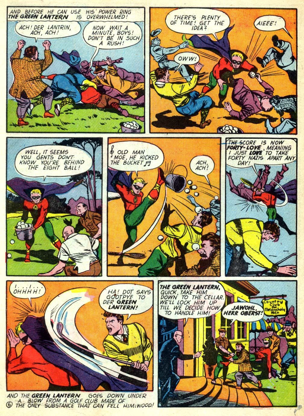 Read online All-American Comics (1939) comic -  Issue #57 - 8