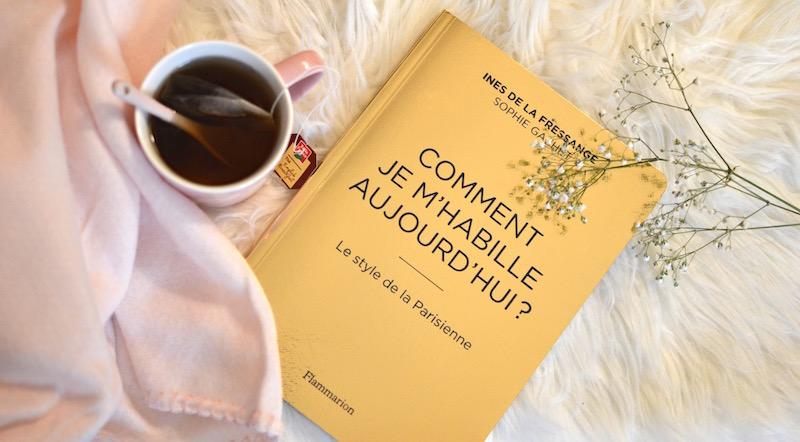 """livre inés de la fressagne et Sophie gachet """"Comment je m'habille aujourd'hui?""""recontre chez Mollat"""