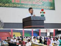 Bupati Apresiasi, SMK Amaliyah Lomba Sekolah Sehat tingkat Provinsi Kalbar