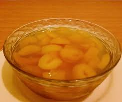 Apricot Compote (Kayisi Kompostosu)