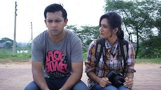 Zakia Bari Momo and Tahsan Rahman Khan