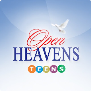 Teens' Open Heavens 1 February 2018 by Pastor Adeboye - Don't Push The Blame