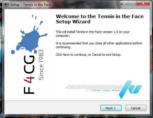 Tennis in the Face Versión 1.0 PC Full