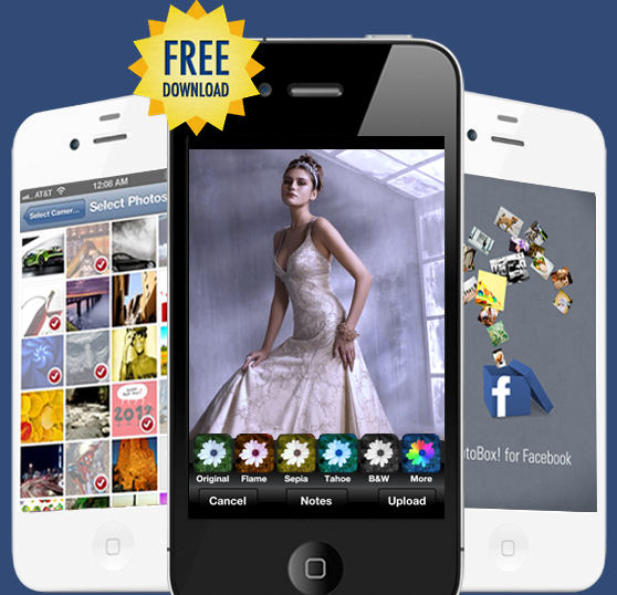 free facebook app for iphone free photobox iphone app untag friends and more 16953
