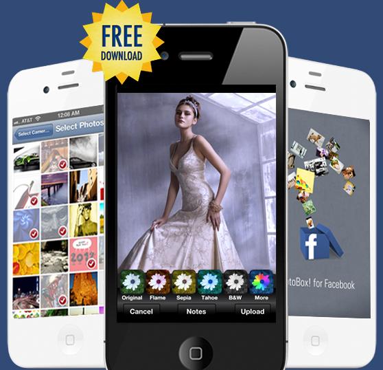 Facebook Free PhotoBox iPhone App Untag Friends And More ...