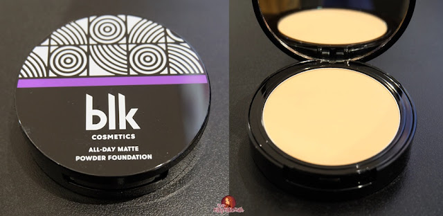 blk face powder