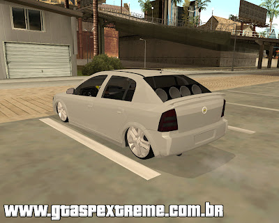 Chevrolet Astra Edit para grand theft auto