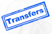Notification of Transfer of IAS Officers.