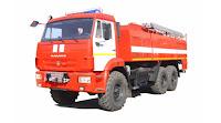 (ФОТО)Автоцистерна пожарная АЦ 9 40 КамАЗ-43118