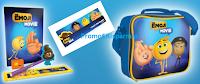 Logo Concorso ''Kellogg's Emoji Accendi le Emozioni'' : vinci 1.020 premi (kit, borse e gommine)