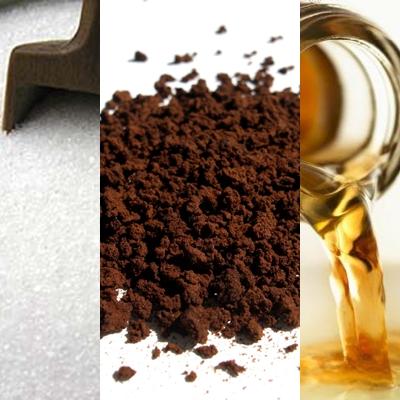 Resultado de imagem para esfoliação capilar com café