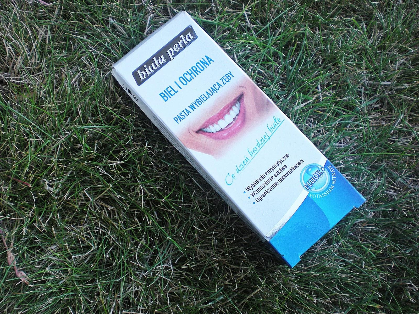 Pasta wybielająca zęby Biała Perła
