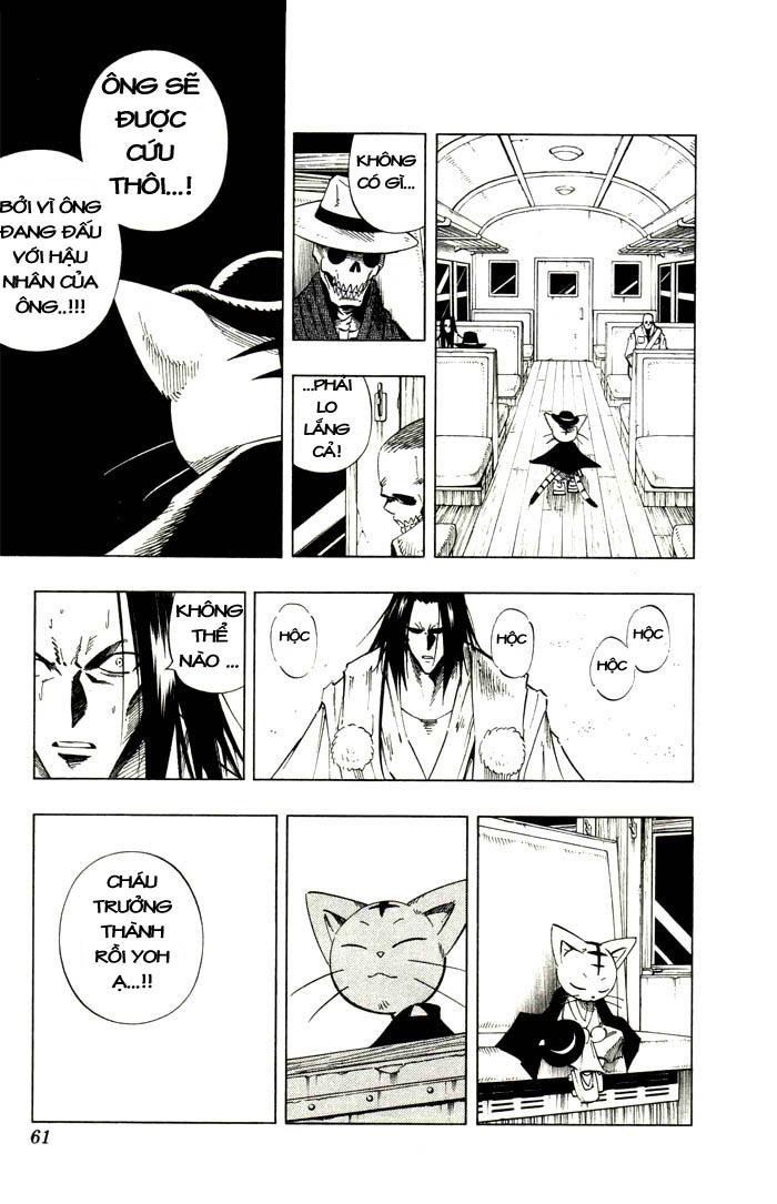 Shaman King [Vua pháp thuật] chap 236 trang 13