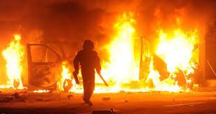 نشوب حريق في عقار سكني بمنطقة مكة المكرمة منذ قليل.. وبيان أمني بالتفاصيل وعدد الضحايا من المصريين