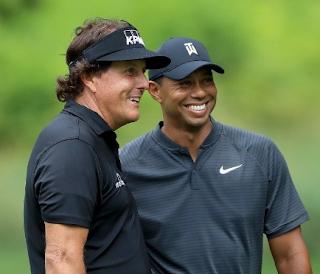 Golf, pga tour, Tiger Woods, Phil Mickelson, $9 Million, purse, prize money, Thanksgiving, Los Vegas, NV, November.